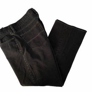 Express Black Jeans 34 X 30